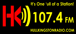Hull Kingston Radio 107.4FM