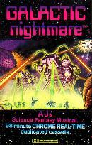 Alan Jefferson - Galactic Nightmare
