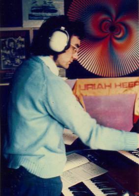 Alan Jefferson in 1979