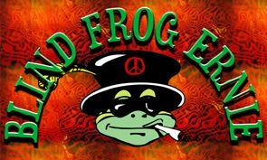 Blind Frog Ernie