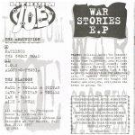 Lithium Joe - War Stories EP