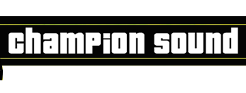 Champion Sound Records