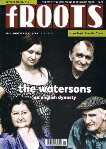 fRoots Oct 2009 - The Watersons