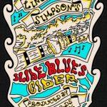 Lindsay Simpson's Slide Blues Cider