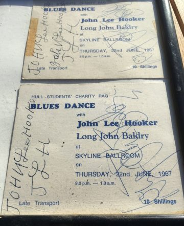 Skyline Ballroom ticket