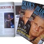 Jackson D in Blues Matters