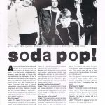 Soda - RADAR interview