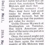 Dingwalls - Martha Reeves review