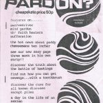 Pardon fanzine issue 2