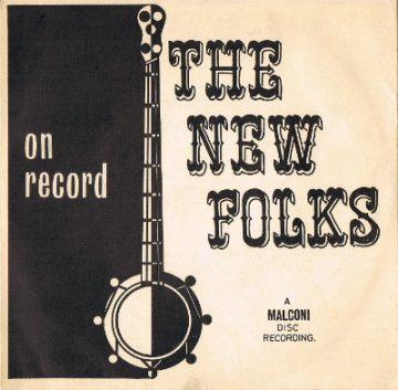The Newfolks On Record EP