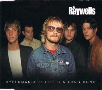 The Raywells - Hypermania