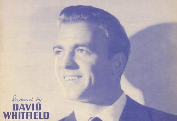 David Whitfield sheet music