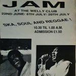 Ram Jam @ The Welly Club