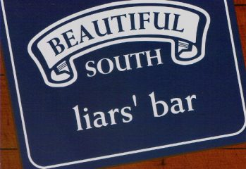 Liars' Bar - front