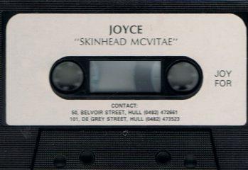 Joyce - Skinhead McVitae