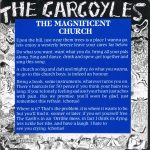 The Gargoyles - The Magnificent Church