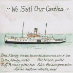 Dez Allenby - We Sail Our Castles