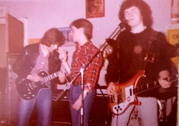The Probe - Live 1978 Bestobel House Hull