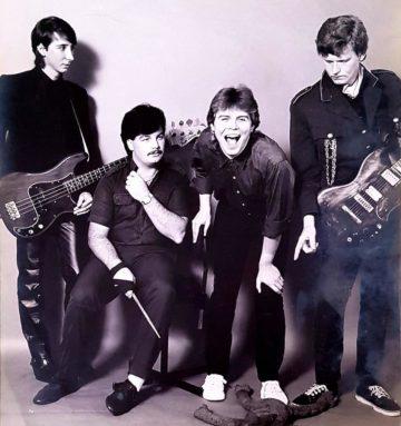 The Criminals publicity photo 1981