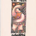 WKDN gig poster (1991)