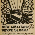 Nerve Blocks gig poster